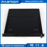 "Cat5 8ports 16ports 32ports 17 "" Cat5 LCD Kvm Switch"