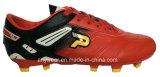 El balompié de los hombres de China patea los zapatos al aire libre del fútbol (815-6192)