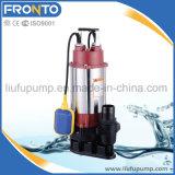 2 pulgadas sumergible de aguas residuales bomba de pozo