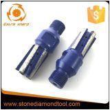 G1/2 CNC 다이아몬드 핑거는 돌을%s 물었다