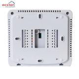 LCD 24V Fcu Conditioningthermostat de ar para o sistema de aquecimento de água por baixo