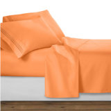 Série 1800 Conjunto de roupa de cama de poliéster de microfibra escovado