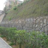 Galvano galvanisiertes Gabion Ineinander greifen für Straßen-schützendes Projekt