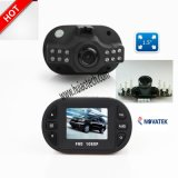 Cheap Hot Sale FHD 1080P Car DVR com G-Sensor, Visão noturna, 5.0mega Car Camera DVR-1501