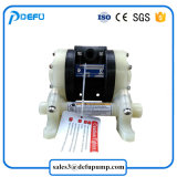 고품질 공기에 의하여 운영하는 막 펌프 (QBY)