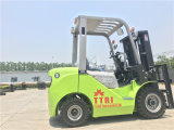 camion Forklifter del motore diesel di 2500kgs Montacargas