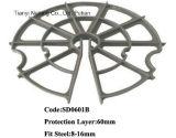 Entretoise en plastique de type de roue (SD0601B)