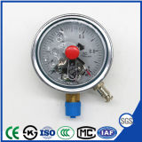 Viabrationの工場価格の抵抗力がある電気接触の圧力計
