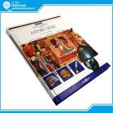 Art Paper Mate Tapa dura de color libro de impresión personalizada