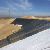 membrana di Waterptoof dell'HDPE di 1.25mm ASTM del materiale da costruzione per il bacino idrico