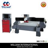 木工業のための3つの軸線CNCのルーター1つのスピンドル(Vct-1325wdc)