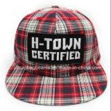 100%Acrylic新しく平らな縁時代の急な回復の帽子の野球帽