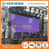 RGB LED SMD slim pantalla placa electrónica al aire libre