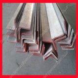 De Staaf van de Hoek van het Roestvrij staal JIS 304 (70 X 5 mm)