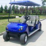 4 asientos del vehículo Golf eléctrico para la venta con certificado CE DG-C4 de Asia Fabricación