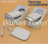 128 punta de prueba sin hilos del ultrasonido de los elementos 3.5MHz Smartphone para la efusión del pulmón