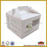 서류상 음식 수송용 포장 상자 또는 음식 상자 또는 간이 식품은 상자를 나른다