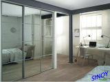 Specchio di alluminio decorativo di alta qualità, vetro dello specchio di vuoto