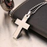 Bijoux en acier inoxydable Pendentif Croix Pendentif Collier de mode (de hdx1006)
