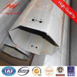 Hot-DIP гальванизированная сталь Поляк столба металла