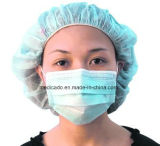 Disposable Non-Woven 3ply Face Mask with Different Earloop