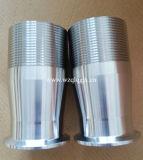 Aço inoxidável Sanitária 3A-14mhr Liner Hose Fitting Connector Coupling