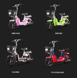 ciclomotore elettrico adulto di PASSO DI DANZA di 1:1 del pedale della bici di 350With 500W con l'assorbitore dello scandalo