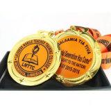 2018 специализированные сувенирные цинка металлического сплава медаль