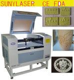 Gravador do laser do CO2 da velocidade rápida para a ardósia de Sunylaser