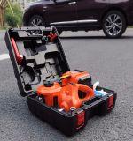 공기 압축기를 가진 전기 유압 빠른 상승 차 3 톤 12V SUV 잭