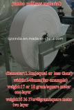 Machine entièrement automatique d'impression couleur de l'équipement Interfold serviette en papier