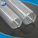 鋼線低温の環境のための補強されたPVCホース