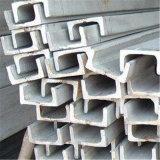 HRC別の長さのQ235Bによって電流を通されるCチャネルの鋼鉄