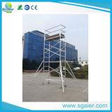 Sgaiertruss Metallaluminiumbaugerüst für Aufbau