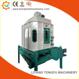 L'air de refroidissement pour le bois de la machine de traitement de granulés d'alimentation