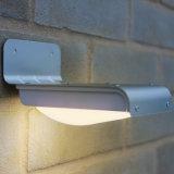 Nova Geração 16 LED Energia Solar Energia PIR Sensor de Movimento de Infravermelho Jardim Lâmpada de Segurança Luz ao ar livre