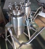 Biens meubles en acier inoxydable de réservoir de mélange d'émulsification haute vitesse