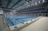 De moderne Dekking van het Zwembad van het Dakwerk van het Frame van het Staal Ruimte