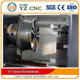 Preiswerter Rad-Ausschnitt-Drehbank-Preis-horizontale Legierungs-Reparatur CNC-Maschine