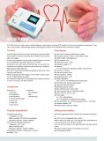 Ce&FDA Canal Certificated-Single Electrocardiograma ECG/EKG - Contec