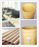 Sacchetto filtro d'acciaio di Nomex del filtro dalla Camera del sacchetto dell'estrazione del vapore del forno di fusione