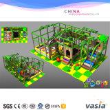 Matériel drôle de stationnement de jungle d'enfants de cour de jeu molle d'intérieur de thème à vendre