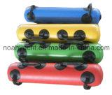 Sacs d'eau (gonflables) comme matériel de formation pour la forme physique