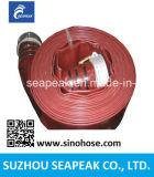 براون PVC خرطوم التفريغ