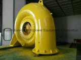 Petit (l'eau) générateur de turbine hydraulique horizontal de Francis/hydro-électricité/Hydroturbine