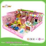 Europäischer Standard-Schloss-Kind-Spielplatz-Gerät Innen mit En1176