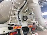 Shacman 18 M3 시멘트 믹서 트럭 트럭 45 톤 믹서 드럼