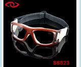 De nieuwe Beschermende brillen van het Basketbal van de Verkoop van het Ontwerp Hete voor Beschermende Sporten