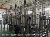 De zuivere Apparatuur van de Behandeling van het Water voor Geneesmiddel