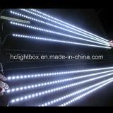 Cadre d'éclairage éclairé à contre-jour par Frameless de tissu de DEL